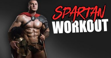 Spartan Workout – Comprehensive Step-By-Step Guide to a Chiselled Body